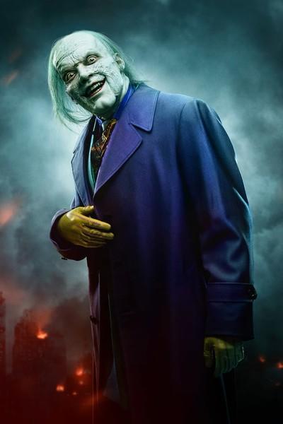 Gotham Joker Portrait