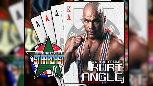 Kurt Angle Starrcast