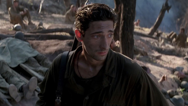 The Thin Red Line Adrien Brody