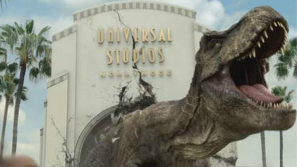 Universal Studios Jurassic