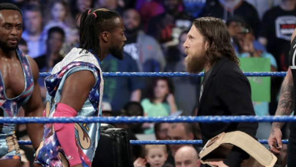 Kofi Kingston Daniel Bryan