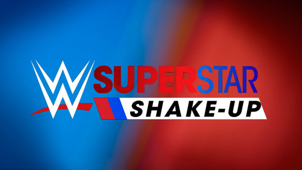 WWE Superstar Shake Up 2019