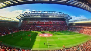 Panorama Of Anfield With New Main Stand (29676137824)