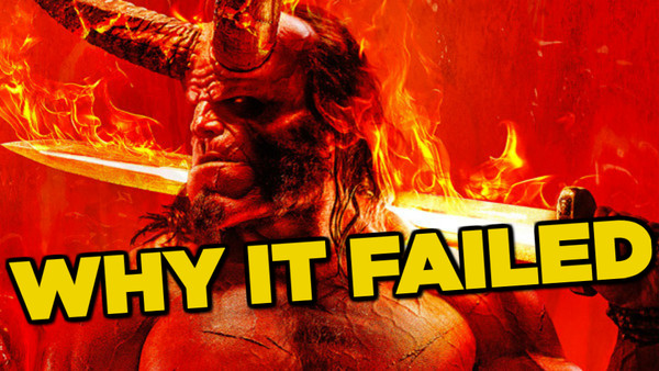 HELLBOY why it failed