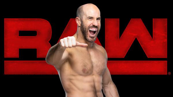 Cesaro Raw