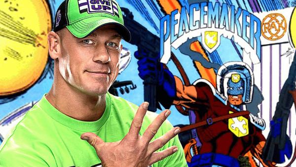 John Cena Suicide Squad Peacemaker