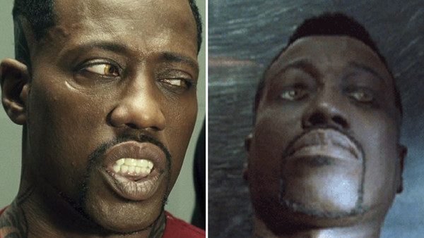 Blade Trinity Wesley Snipes