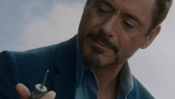 Iron Man 3 Ending