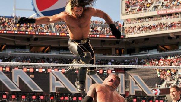 Randy Orton Seth Rollins