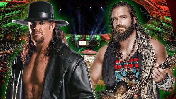 The Undertaker Elias