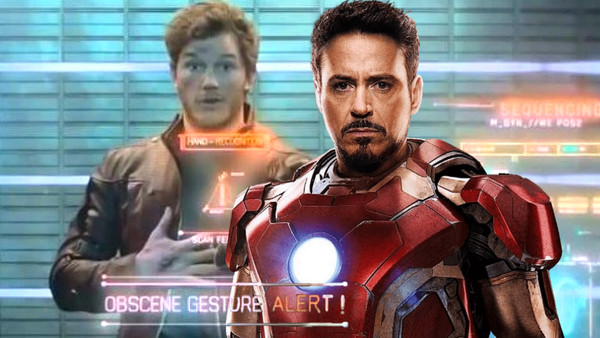 Guardians Of The Galaxy Star Lord Iron Man