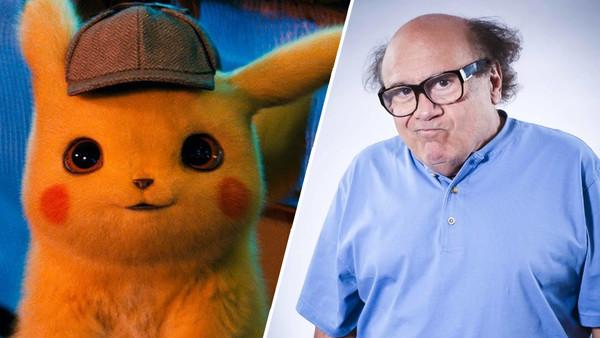 Detective Pikachu Danny DeVito It S Always Sunny