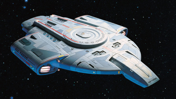 USS Defiant Star Trek