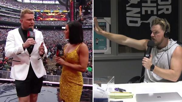 WWE WrestleMania 35 Pat McAfee