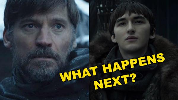 Game of Thrones Jaime Bran