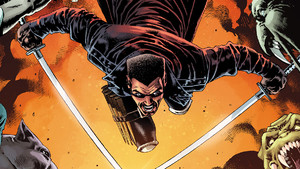 Marvel Quiz: How Well Do You Know Blade? 					 					 					 					 					 																		User quiz
