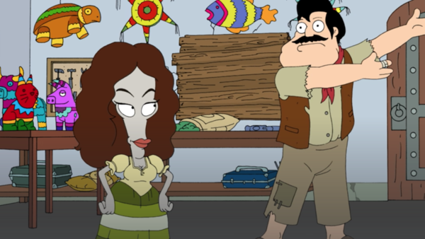 2103915d4a6 Ultimate American Dad Quiz  Can You Name That Roger Disguise