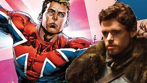 Captain Britain Robb Stark