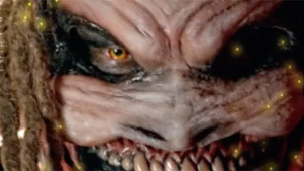Bray Wyatt Mask Close Up