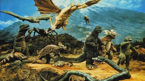 Godzilla Showa