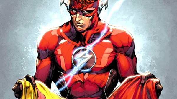 Flash DC Rebirth No Text