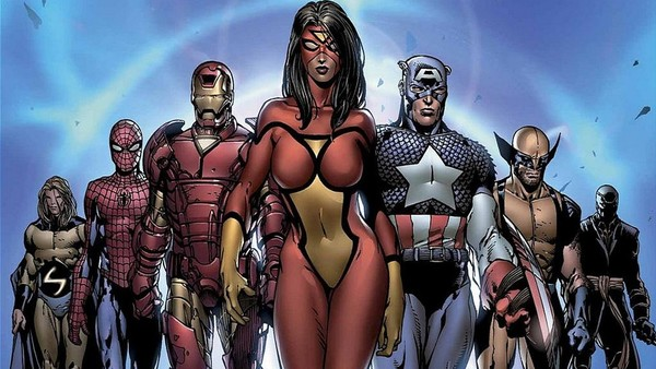 Spider-Woman Avengers