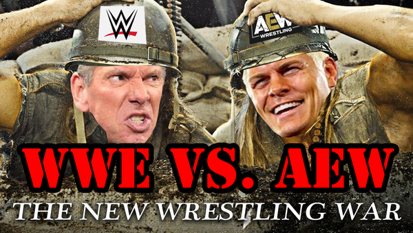 WWE vs AEW