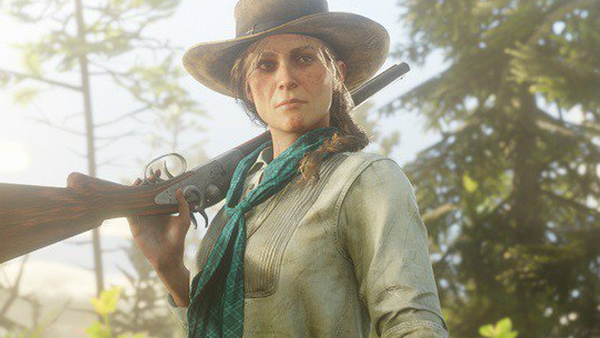 Red Dead Redemption 2 Sadie 2