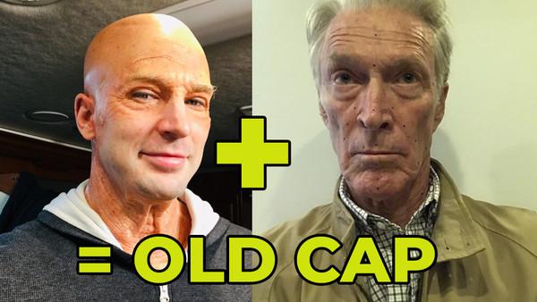 Avengers Endgame Old Cap