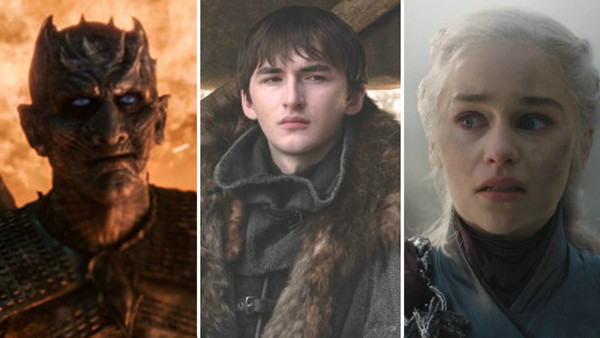 Game Of Thrones Season 8 Character Ranking