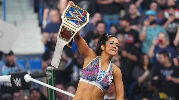 bayley smackdown woman's champion