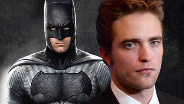 Batman Robert Pattinson