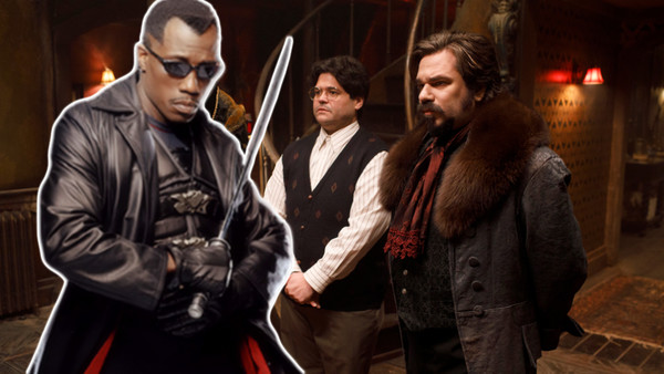 Blade What We Do In The Shadows