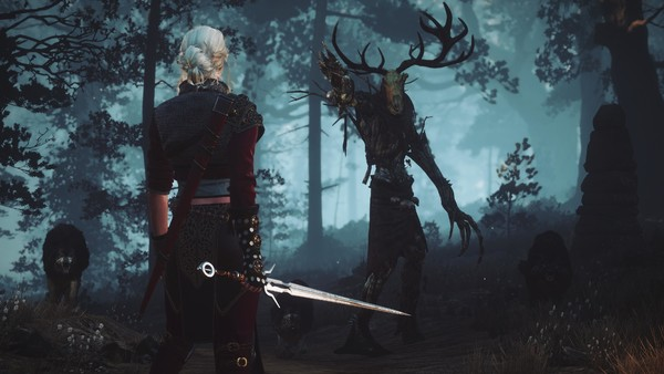 Witcher 3 Leshen