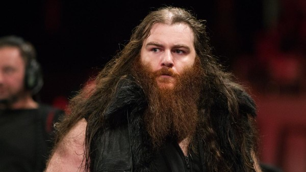 Killian Dain WWE