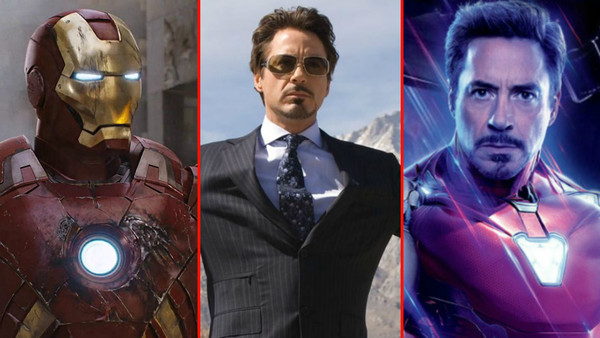 Iron Man Ranking All Of Robert Downey Jr S Mcu Performances From