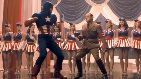 Avengers 2012 group