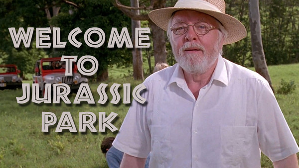 Jurassic Park Richard Attenborough