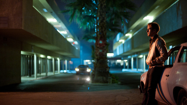Ryan Gosling In Drive 3 Icon