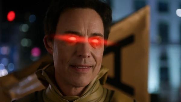 The Flash Season 5 Reverse Flash Eobard Thawne Harrison Wells