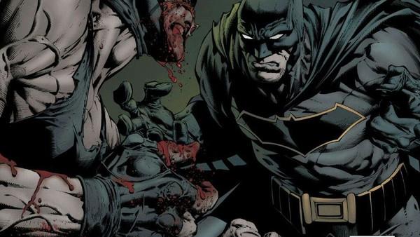 Batman Bane Rebirth
