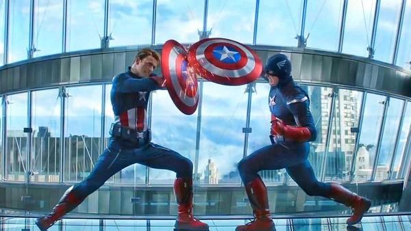 Captain Marvel Effects