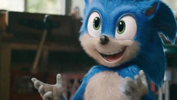 Sonic Movie Fixed