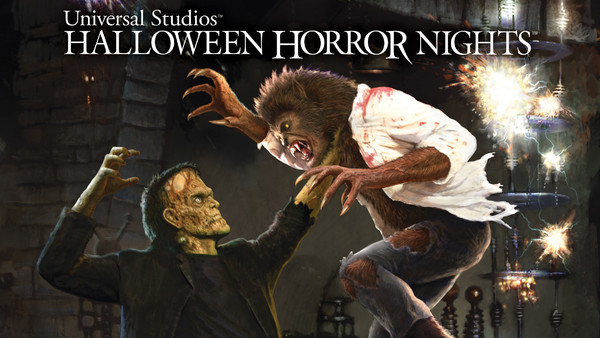 Frankenstein Meets The Wolf Man Maze At Universal Studios Hollywood S Halloween Horror Nights