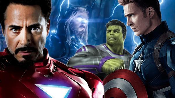 Avengers Endgame Characters
