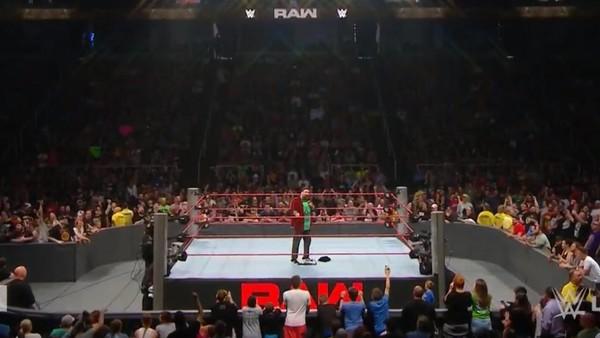 WWE Raw New Look