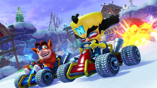 Crash Team Racing: Nitro-Fueled: Ranking Every Character From Worst