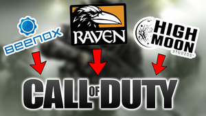 Call Of Duty Beenox Raven High Moon