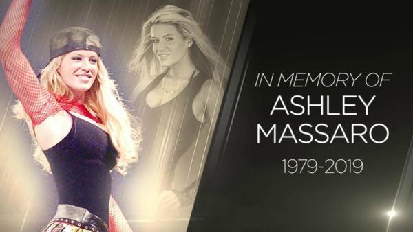 Ashley Massaro Tribute