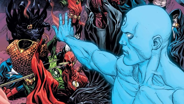 Doomsday Clock Just Redefined Dc S Entire Universe